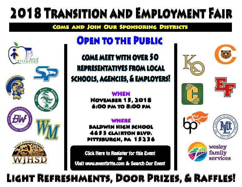 Transition and Employment Fair
