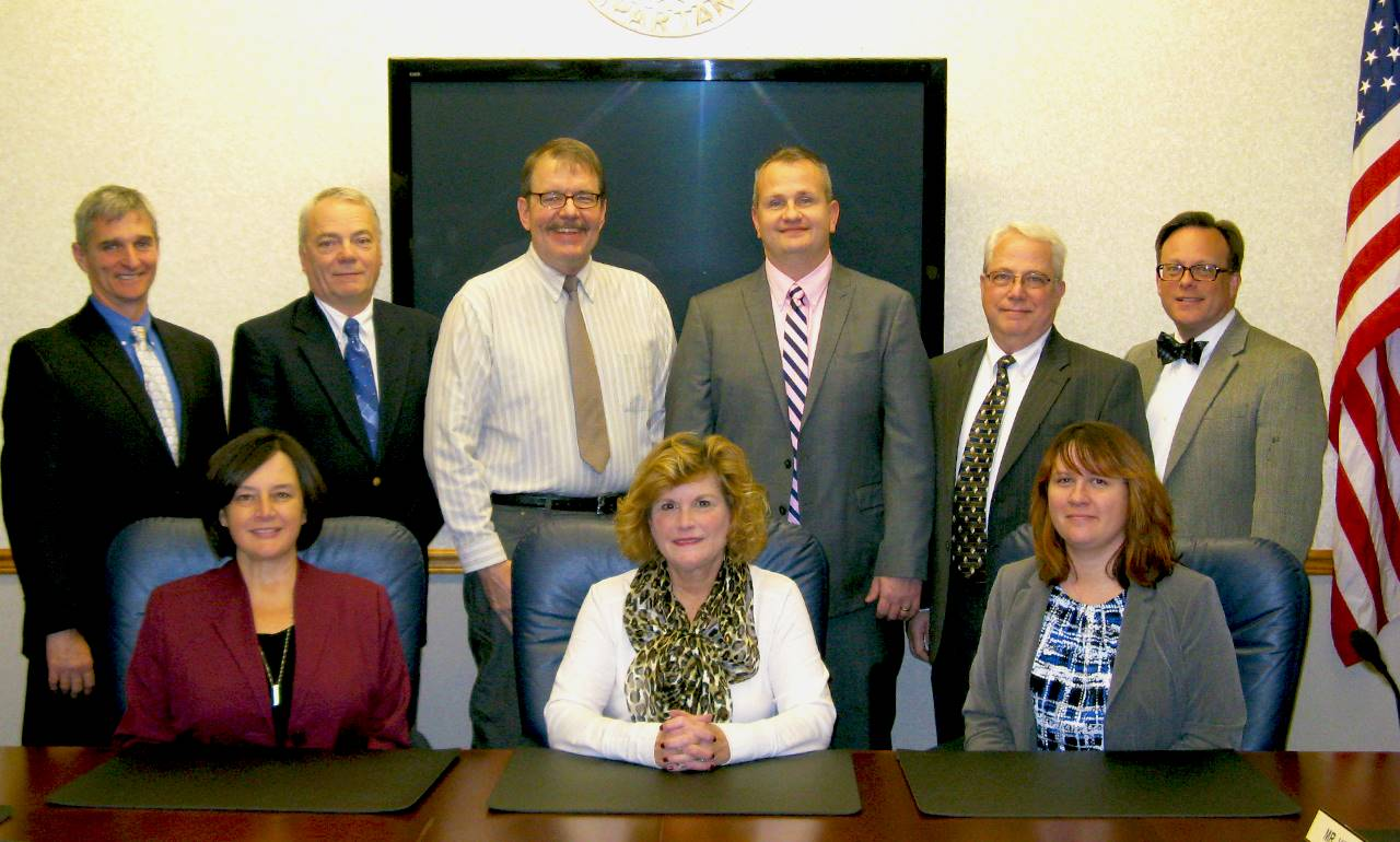 Brentwood Borough School District Board Members