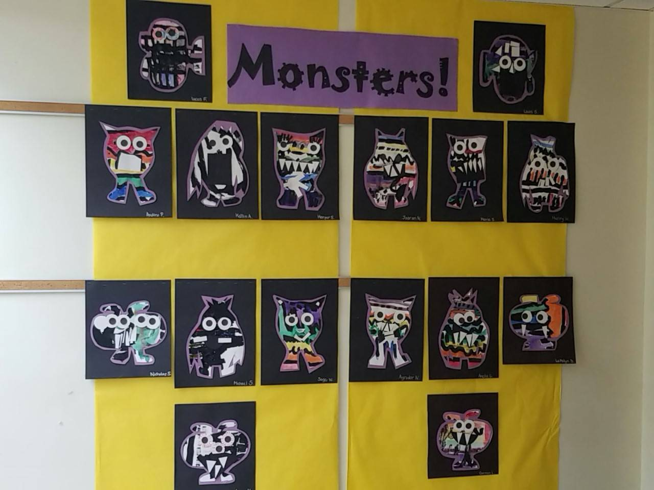 Art in our School