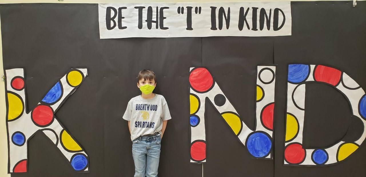 """Be the """"I"""" in Kind"""